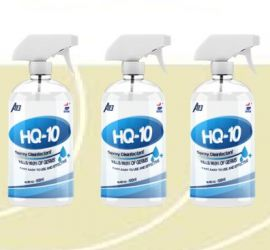 HQ – 10 SPRAY DISINFECTANT